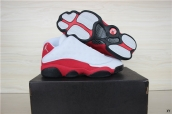Air Jordan 13 Low AAA White Red