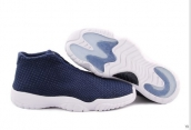 Women Perfect Air Jordan Future Premium Blue White