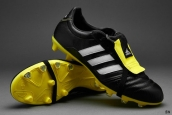 Adidas Gloro FG boots Black White Yellow