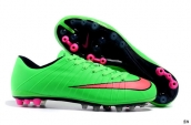 Nike Mercurial Vapor X CR AG boots Green Purple