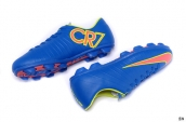 Nike Mercurial Superfly 4 FG Boots CR7 Blue Orange Green