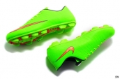 Nike Mercurial Superfly 4 FG Boots Green Red Black