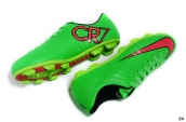 Nike Mercurial Superfly 4 FG Boots CR7 Green Red Black