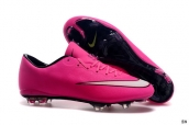 Nike Mercurial Superfly FG Boots Pink White Black
