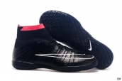 Nike Elastico Superfly IC boots Black Pink White