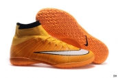 Nike Elastico Superfly IC boots Yellow White Black