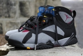 Perfect Air Jordan 7 Women Bordeaux