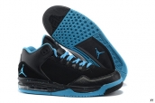 Air Jordan CP3 VIII Black Blue