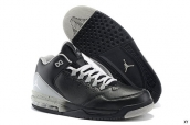 Air Jordan CP3 VIII Black Grey White