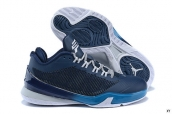 Air Jordan CP3 VIII Navy Blue White