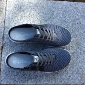Adidas Mesh Slippers Grey Black White
