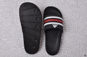 Adidas Slippers G15890 Black White Red
