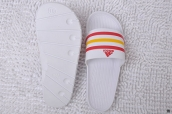Adidas Slippers G15890 White Red Yellow