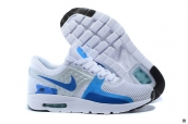 Women Nike Air Max 1 Ultra Moire White Blue