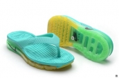 Nike Slippers Women Mint Green Yellow Black