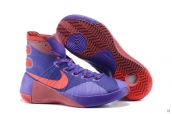 Nike Hyperdunk 2015 XDR High Purple Red