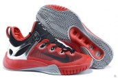 Nike Zoom Hyperrev 2015 Red Black Silvery