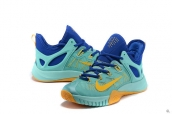 Nike Zoom Hyperrev 2015 Emerald Green Blue Yellow
