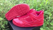 AAA Air Jordan 4 HF Leather Red 170