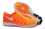 Nike Flyknit Lunar2 Orange White