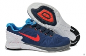 Nike LunarEclipse 6-0 Navy Blue Red White