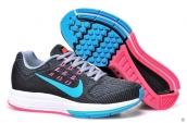 Nike Zoom Structure 18 Women Black Pink Jade White