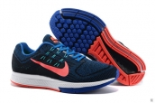 Nike Zoom Structure 18 Women Blue Red