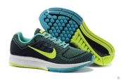 Nike Zoom Structure 18 Black Green