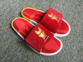 Avengers X Adidas Slippers Women Iron Man