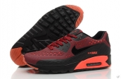 2015 Air Max 90 HYP PRM Wine Red Black