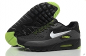 2015 Air Max 90 HYP PRM Black Green White