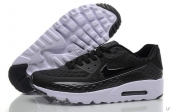 2015 Air Max 90 HYP PRM Black White