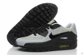 2015 Air Max 90 HYP PRM Grey Black Green