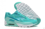 2015 Air Max 90 HYP PRM Light Green White