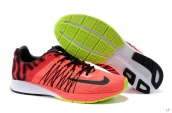 Nike Zoom Streak 5 Mens Running Shoes Racing Sneakers Flywire Red Black White Green