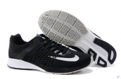 Nike Zoom Streak 5 Mens Running Shoes Racing Sneakers Flywire Black White