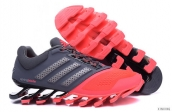 Adidas Springblade IV Women Dark Grey Orange Red Black