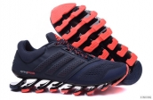 Adidas Springblade IV Navy Blue Orange Red