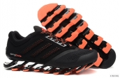 Adidas Springblade IV Black Orange