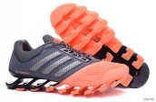 Adidas Springblade IV Grey Orange Black