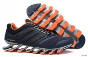 Adidas Springblade IV Navy Blue Orange