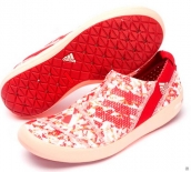 Women Adidas Climacool Boat SL G Red White