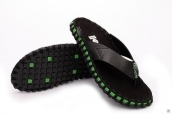 Nike ACG Slipper Mens Black Green