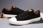 Converse Low Clot Undefeated All Star Black White