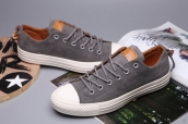 Converse Low Clot Undefeated All Star Grey White