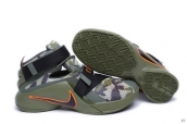 Nike Zoom Soldier 9 Camo Green