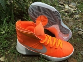 Nike Hyperdunk 2015 Orange White Grey