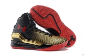 Ua Curry II Black Golden Red