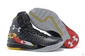 Ua Curry II Maryland PE Black Yellow Red White