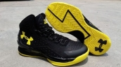 Ua Curry One Black Yellow